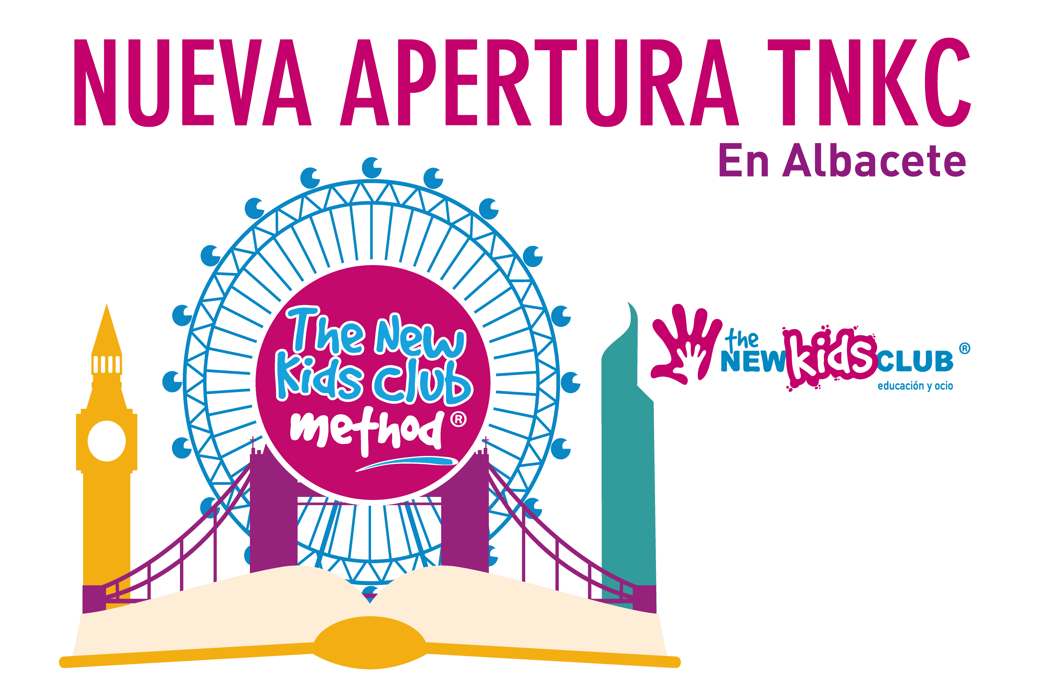The New Kids Club abrirá un nuevo centro en Albacete