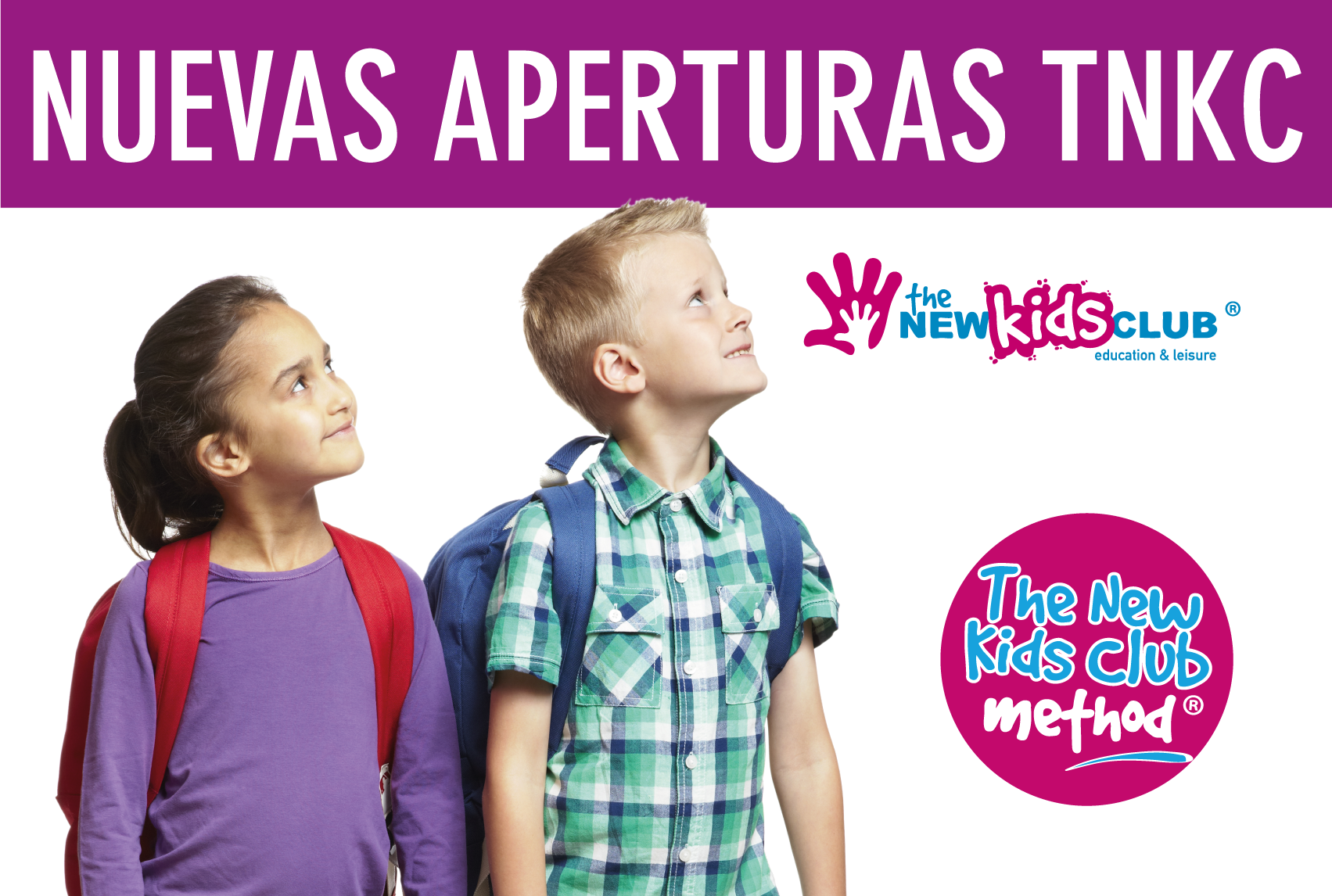 The New Kids Club abre dos centros más: Albacete y Oviedo